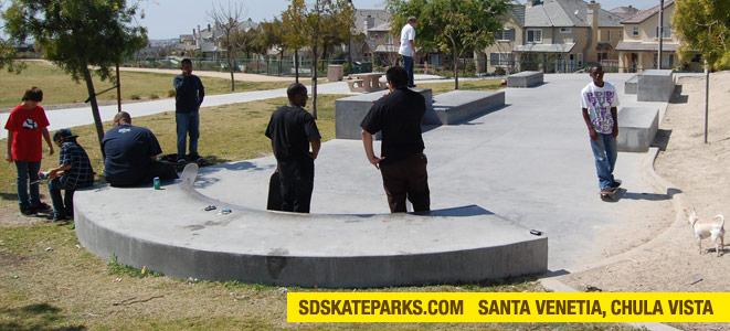 Chula Vista Santa Venetia Park