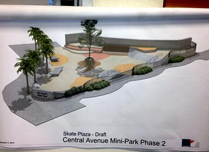 Skatepark Plans