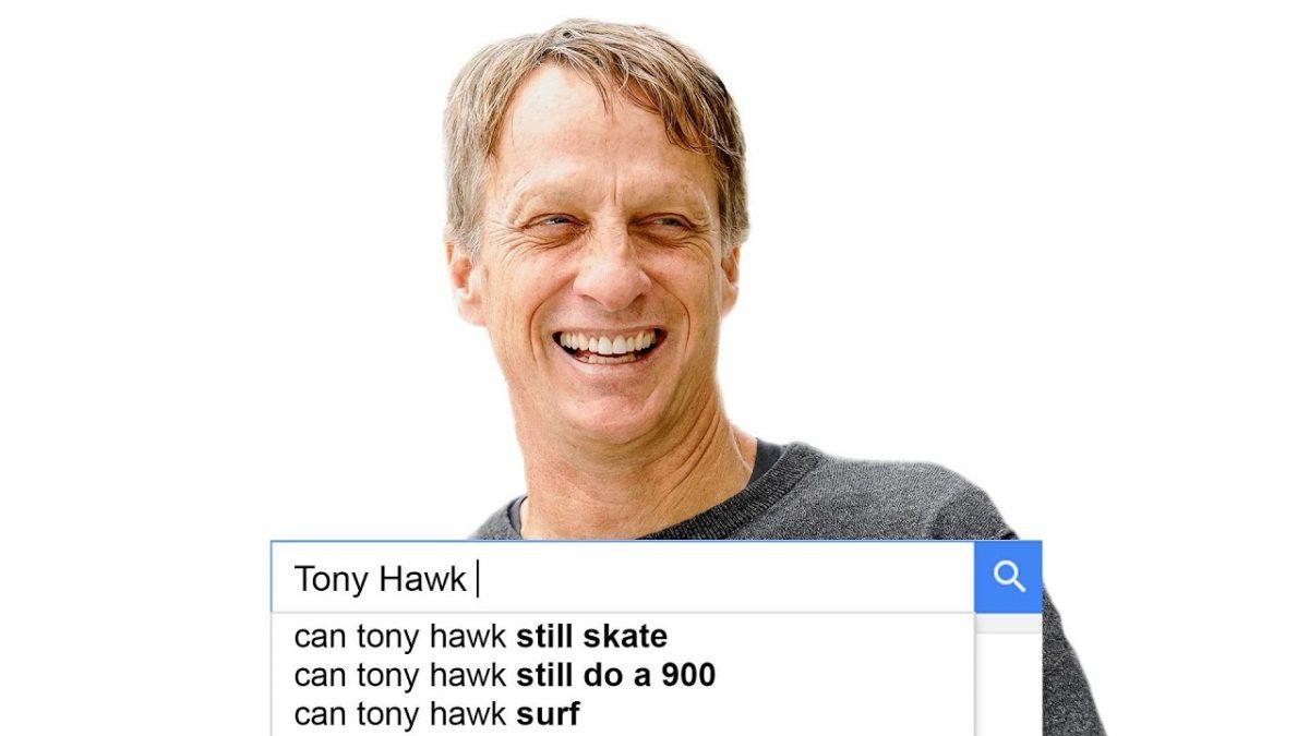 Can Tony Hawk still skate?