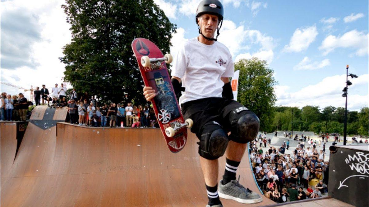 Tony Hawk Skateboarding in 2020