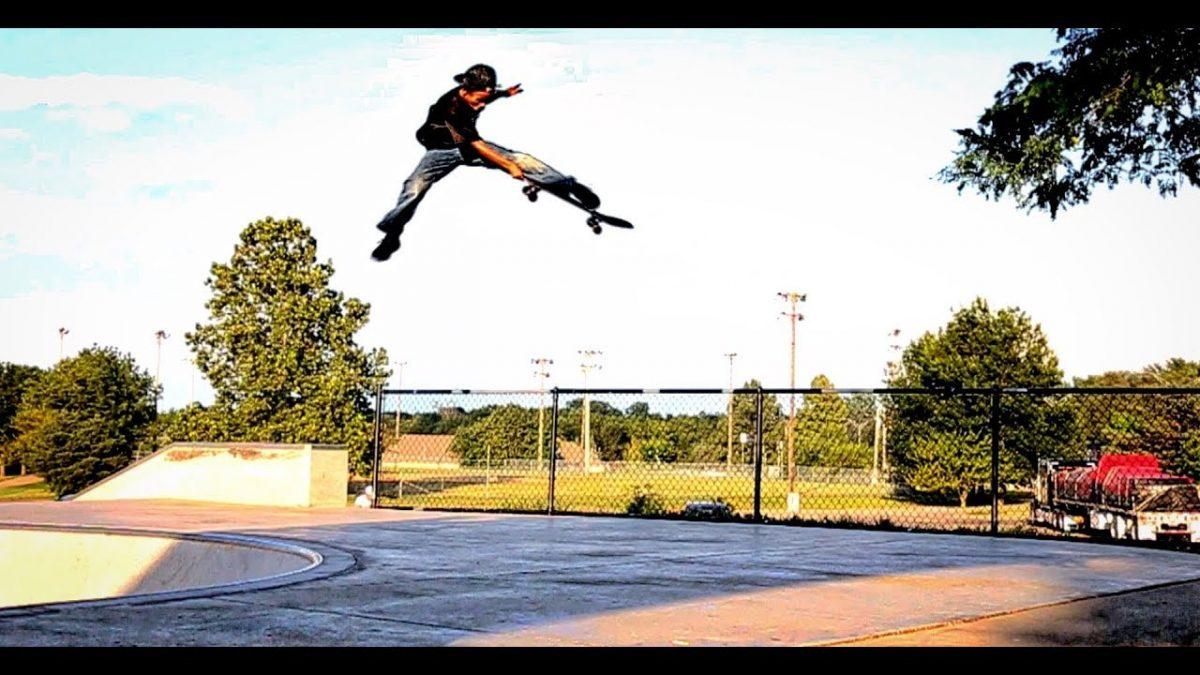 Impossible Skateboarding Tricks.